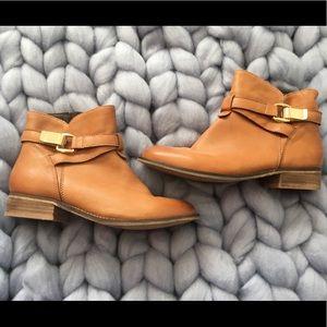 Shoemint booties worn once!